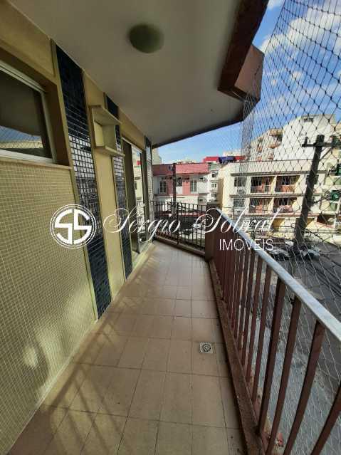 20210304_160013 - Apartamento para alugar Rua da Divina Misericórdia,Vila Valqueire, Rio de Janeiro - R$ 1.562 - SSAP20049 - 7