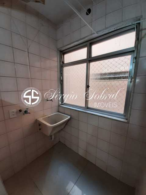20210304_160246 - Apartamento para alugar Rua da Divina Misericórdia,Vila Valqueire, Rio de Janeiro - R$ 1.562 - SSAP20049 - 12