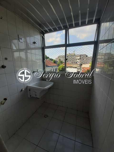 20210304_163513 - Apartamento 2 quartos para alugar Praça Seca, Rio de Janeiro - R$ 612 - SSAP20050 - 9