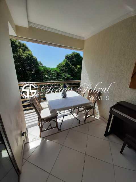 20210406_103730 - Apartamento à venda Rua São Bernardo do Campo,Vila Valqueire, Rio de Janeiro - R$ 535.000 - SSAP20053 - 5