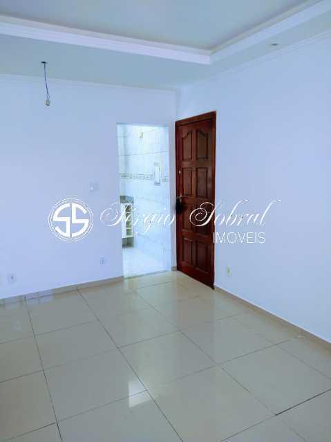 WhatsApp Image 2021-04-05 at 1 - Apartamento para alugar Rua Quiririm,Vila Valqueire, Rio de Janeiro - R$ 712 - SSAP20054 - 1
