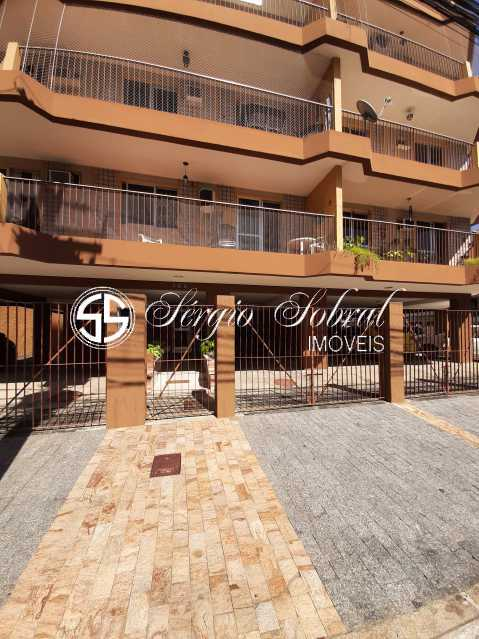 20210416_103430 - Apartamento para alugar Rua da Divina Misericórdia,Vila Valqueire, Rio de Janeiro - R$ 1.312 - SSAP20058 - 1
