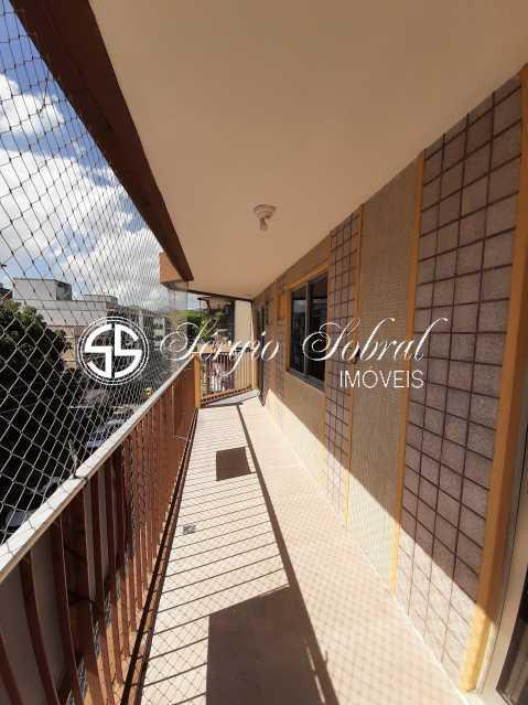 20210416_102927 - Apartamento para alugar Rua da Divina Misericórdia,Vila Valqueire, Rio de Janeiro - R$ 1.312 - SSAP20058 - 3