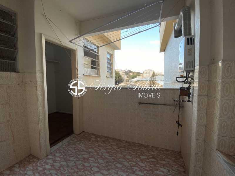 20210601_193621971_iOS - Apartamento à venda Rua das Tulipas,Vila Valqueire, Rio de Janeiro - R$ 360.000 - SSAP30031 - 24