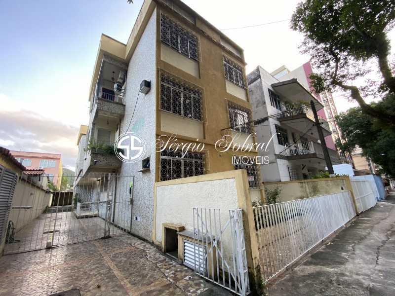 20210601_192503923_iOS - Apartamento à venda Rua das Tulipas,Vila Valqueire, Rio de Janeiro - R$ 360.000 - SSAP30031 - 1