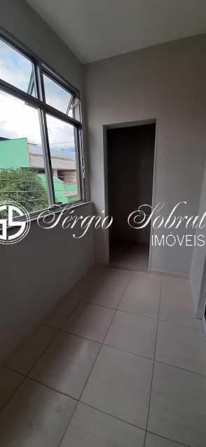 20210518_112231 - Apartamento para alugar Estrada Intendente Magalhães,Madureira, Rio de Janeiro - R$ 1.212 - SSAP20059 - 5