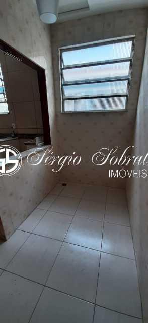 20210518_112455 - Apartamento para alugar Estrada Intendente Magalhães,Madureira, Rio de Janeiro - R$ 1.212 - SSAP20059 - 14