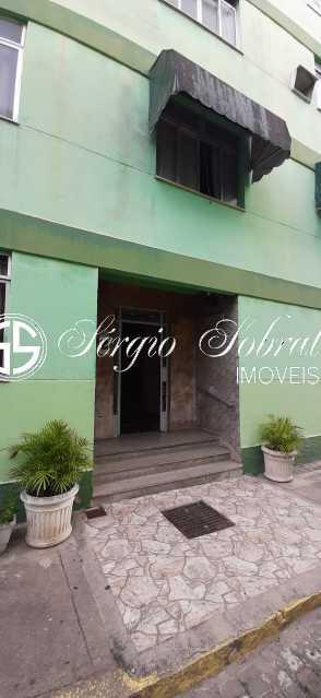 20210518_114519 - Apartamento 2 quartos para alugar Madureira, Rio de Janeiro - R$ 812 - SSAP20060 - 1