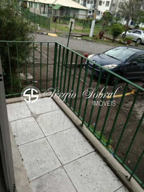 IMG_20181009_161359225 - Apartamento para alugar Rua Otton da Fonseca,Jardim Sulacap, Rio de Janeiro - R$ 762 - SSAP20061 - 9