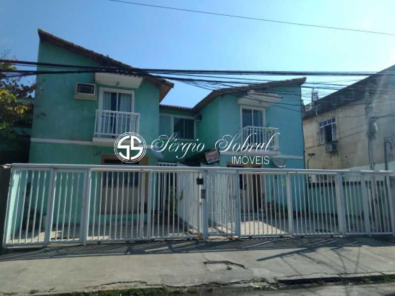 IMG_20181220_160811840 - Casa de Vila 2 quartos para alugar Bento Ribeiro, Rio de Janeiro - R$ 912 - SSCV20007 - 1