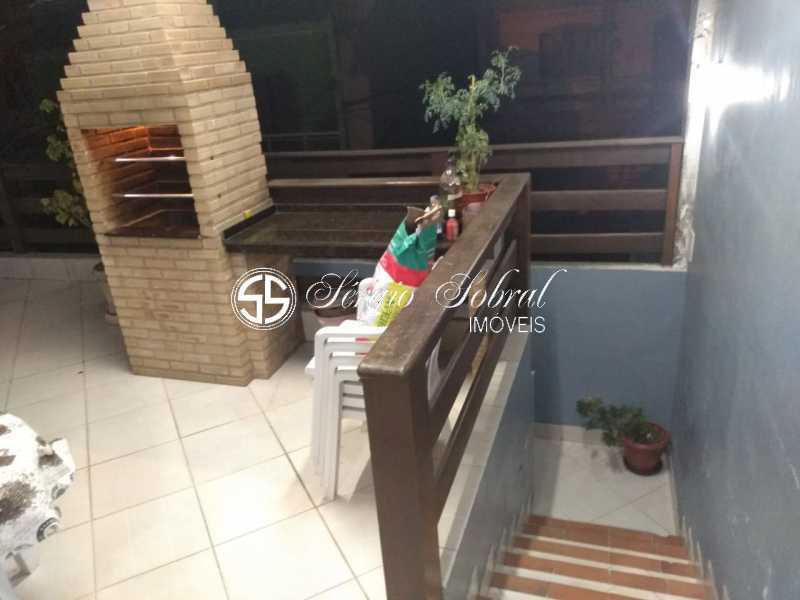 WhatsApp Image 2021-05-11 at 1 - Casa em Condomínio à venda Rua das Rosas,Vila Valqueire, Rio de Janeiro - R$ 450.000 - SSCN30009 - 19