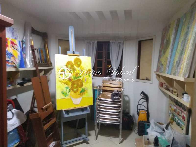 WhatsApp Image 2021-05-11 at 1 - Casa em Condomínio à venda Rua das Rosas,Vila Valqueire, Rio de Janeiro - R$ 450.000 - SSCN30009 - 23