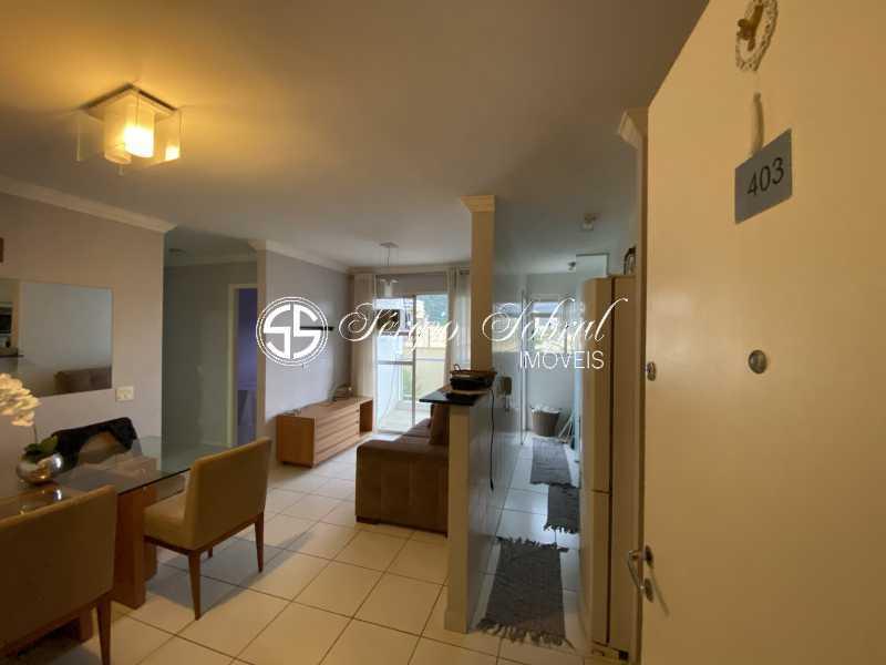 20210530_182931538_iOS - Apartamento para alugar Estrada dos Bandeirantes,Curicica, Rio de Janeiro - R$ 1.512 - SSAP20062 - 8