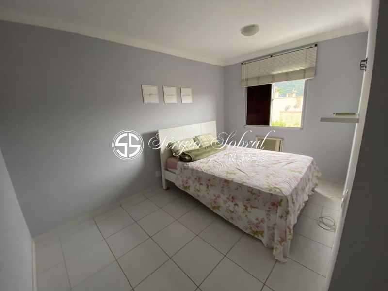 20210530_181742859_iOS - Apartamento para alugar Estrada dos Bandeirantes,Curicica, Rio de Janeiro - R$ 1.512 - SSAP20062 - 9