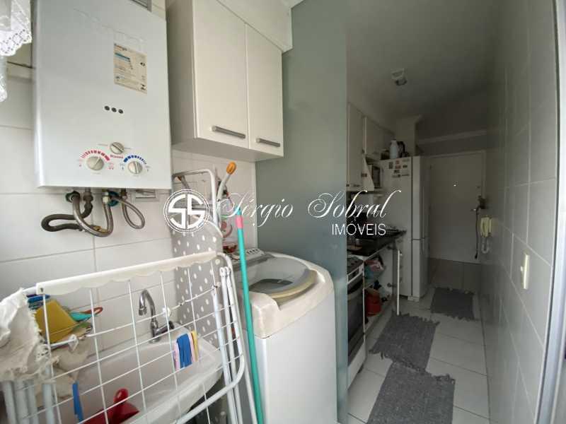 20210530_182653167_iOS - Apartamento para alugar Estrada dos Bandeirantes,Curicica, Rio de Janeiro - R$ 1.512 - SSAP20062 - 15