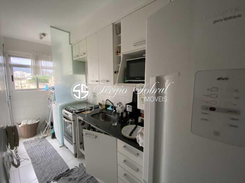 20210530_182619734_iOS - Apartamento para alugar Estrada dos Bandeirantes,Curicica, Rio de Janeiro - R$ 1.512 - SSAP20062 - 16