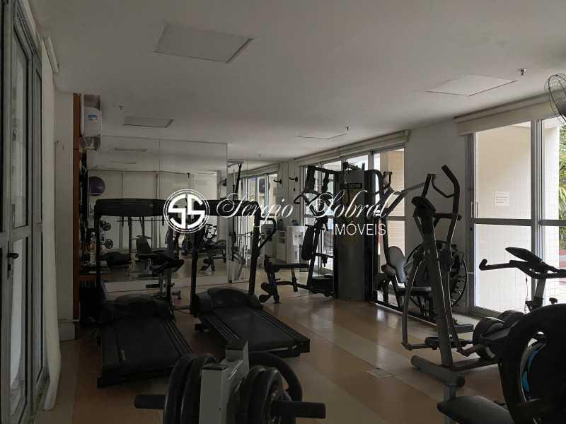 20210530_184546360_iOS - Apartamento para alugar Estrada dos Bandeirantes,Curicica, Rio de Janeiro - R$ 1.512 - SSAP20062 - 18