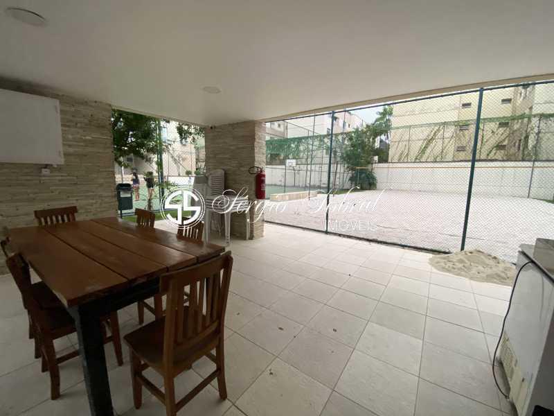 20210530_185019656_iOS - Apartamento para alugar Estrada dos Bandeirantes,Curicica, Rio de Janeiro - R$ 1.512 - SSAP20062 - 24