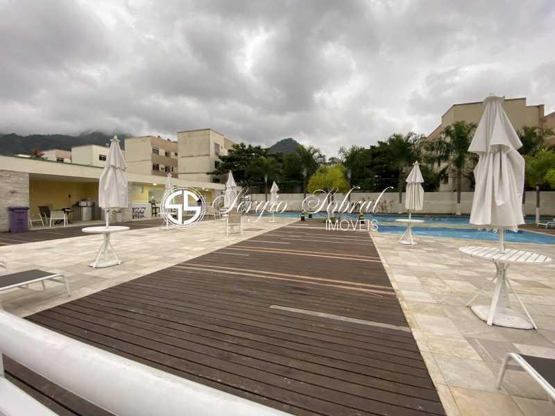 20210530_185210592_iOS - Apartamento para alugar Estrada dos Bandeirantes,Curicica, Rio de Janeiro - R$ 1.512 - SSAP20062 - 25