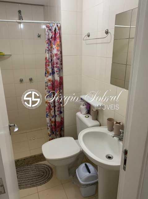 WhatsApp Image 2021-05-31 at 1 - Apartamento para alugar Rua Aroazes,Jacarepaguá, Rio de Janeiro - R$ 1.612 - SSAP30032 - 9