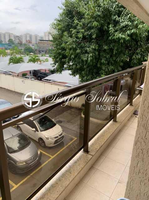 WhatsApp Image 2021-05-31 at 1 - Apartamento para alugar Rua Aroazes,Jacarepaguá, Rio de Janeiro - R$ 1.612 - SSAP30032 - 4