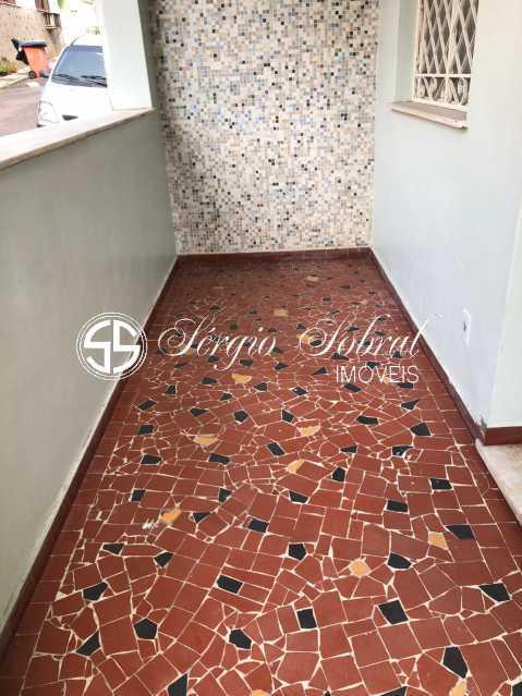 WhatsApp Image 2020-06-04 at 1 - Casa de Vila para alugar Rua Joaquim Martins,Encantado, Rio de Janeiro - R$ 1.312 - SSCV30001 - 3