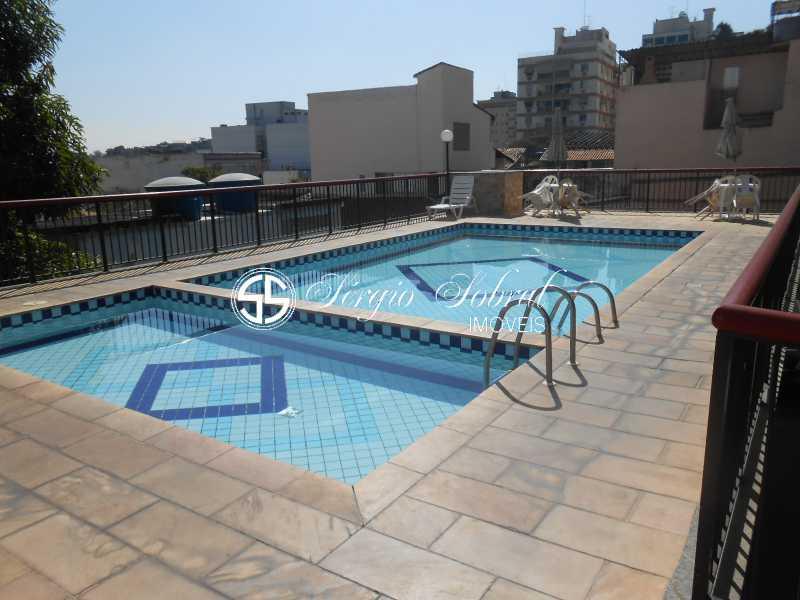 DSCN0711 - Apartamento à venda Rua das Azaléas,Vila Valqueire, Rio de Janeiro - R$ 430.000 - SSAP20063 - 26