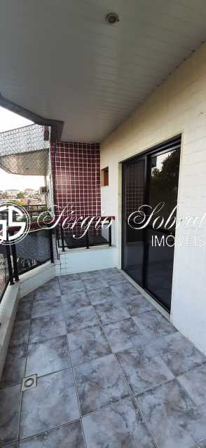 20210622_144621 - Apartamento para alugar Rua Jagoroaba,Vila Valqueire, Rio de Janeiro - R$ 1.512 - SSAP20065 - 6
