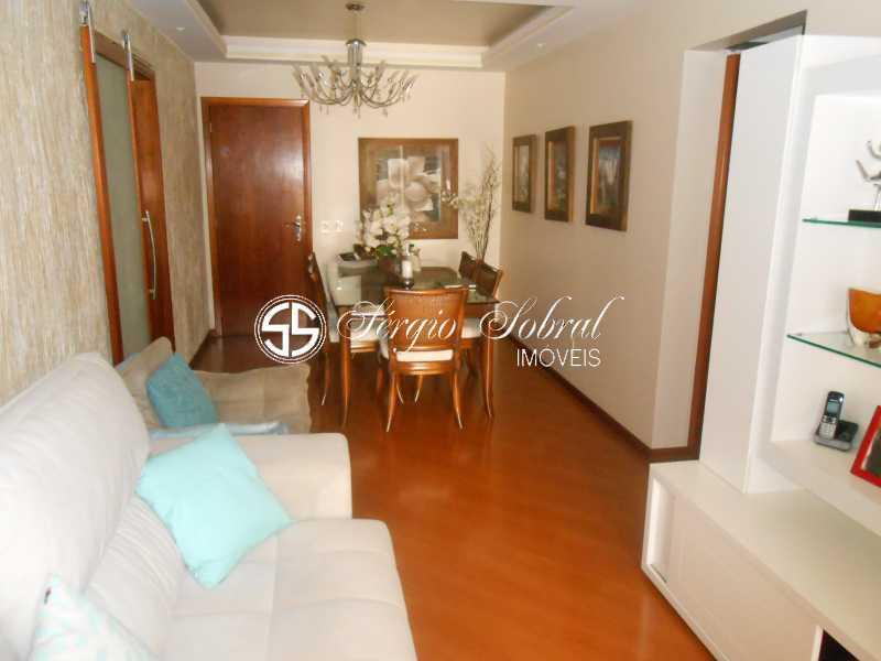 0002 - Apartamento à venda Rua das Azaléas,Vila Valqueire, Rio de Janeiro - R$ 500.000 - SSAP30033 - 3