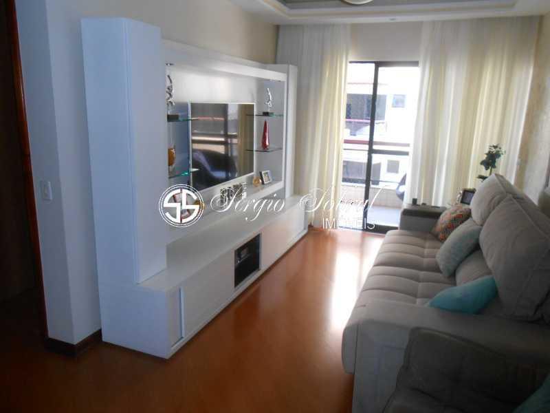 0003 - Apartamento à venda Rua das Azaléas,Vila Valqueire, Rio de Janeiro - R$ 500.000 - SSAP30033 - 4