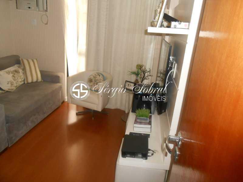 0004 - Apartamento à venda Rua das Azaléas,Vila Valqueire, Rio de Janeiro - R$ 500.000 - SSAP30033 - 5