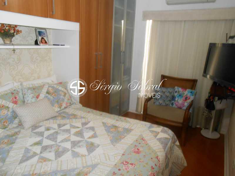 0005 - Apartamento à venda Rua das Azaléas,Vila Valqueire, Rio de Janeiro - R$ 500.000 - SSAP30033 - 6