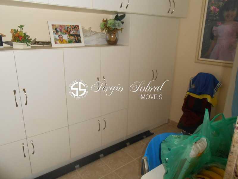 0006 - Apartamento à venda Rua das Azaléas,Vila Valqueire, Rio de Janeiro - R$ 500.000 - SSAP30033 - 7