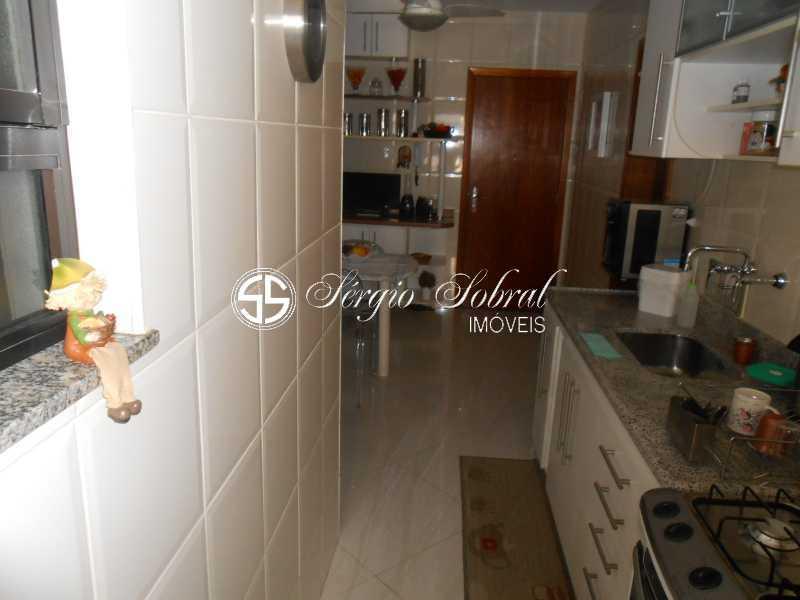 0010 - Apartamento à venda Rua das Azaléas,Vila Valqueire, Rio de Janeiro - R$ 500.000 - SSAP30033 - 11