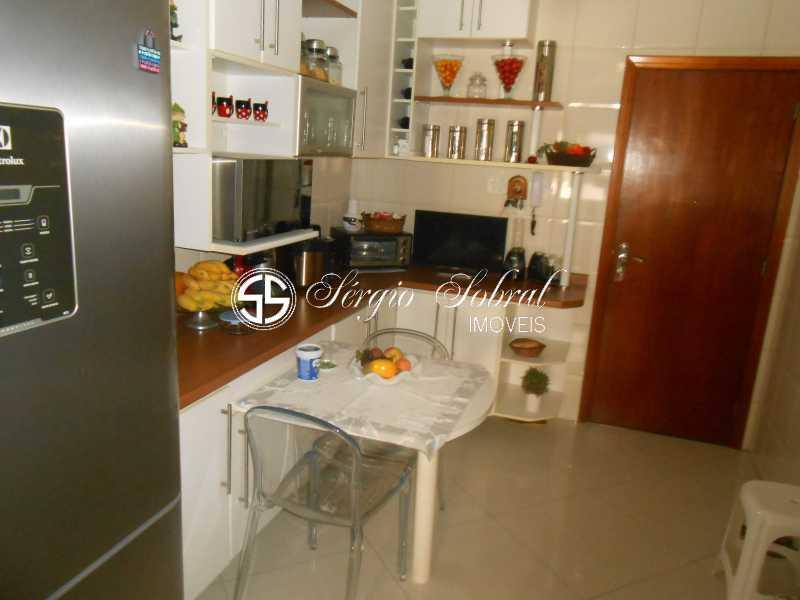 0011 - Apartamento à venda Rua das Azaléas,Vila Valqueire, Rio de Janeiro - R$ 500.000 - SSAP30033 - 12