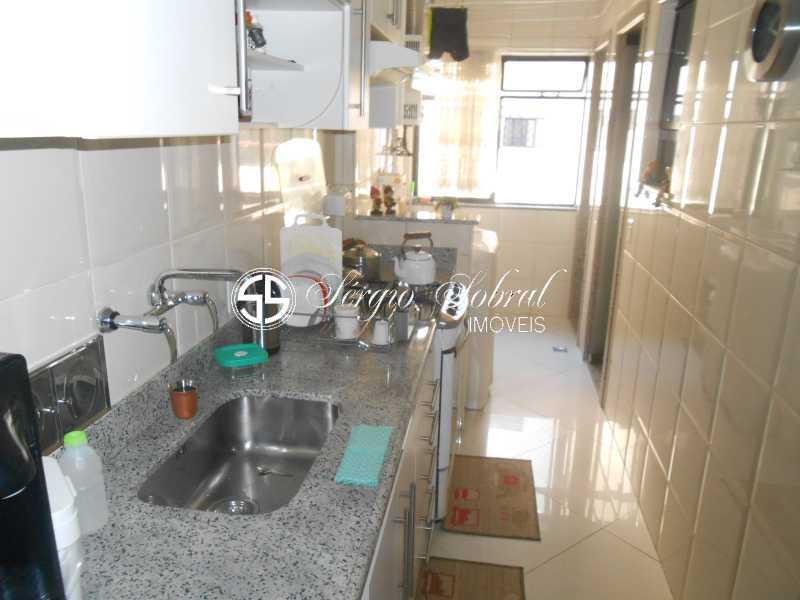 0012 - Apartamento à venda Rua das Azaléas,Vila Valqueire, Rio de Janeiro - R$ 500.000 - SSAP30033 - 13