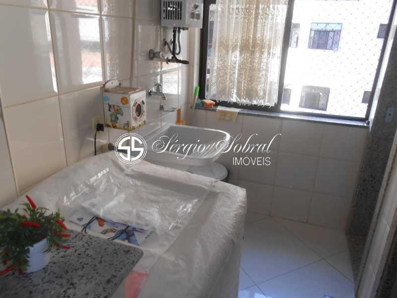 0013 - Apartamento à venda Rua das Azaléas,Vila Valqueire, Rio de Janeiro - R$ 500.000 - SSAP30033 - 14