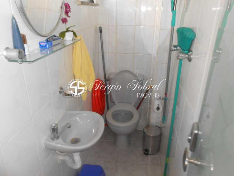 0014 - Apartamento à venda Rua das Azaléas,Vila Valqueire, Rio de Janeiro - R$ 500.000 - SSAP30033 - 15
