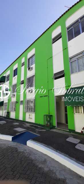 20210723_145430 - Apartamento para alugar Rua João Vicente,Madureira, Rio de Janeiro - R$ 612 - SSAP10009 - 1
