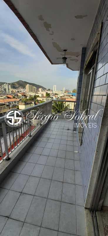 20210920_161308 - Apartamento para alugar Praça dos Lavradores,Madureira, Rio de Janeiro - R$ 1.212 - SSAP20073 - 4