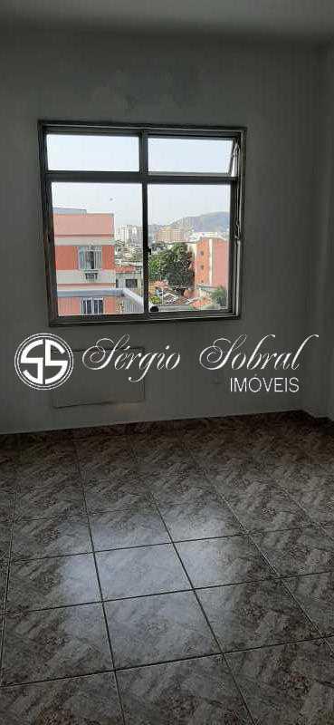 20210920_161555 - Apartamento para alugar Praça dos Lavradores,Madureira, Rio de Janeiro - R$ 1.212 - SSAP20073 - 14