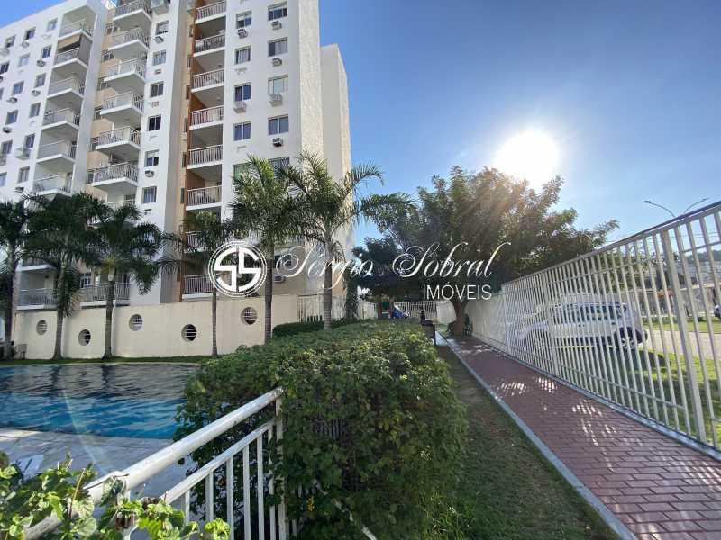 20210603_180631975_iOS - Apartamento à venda Avenida Tenente-Coronel Muniz de Aragão,Anil, Rio de Janeiro - R$ 245.000 - SSAP20074 - 8