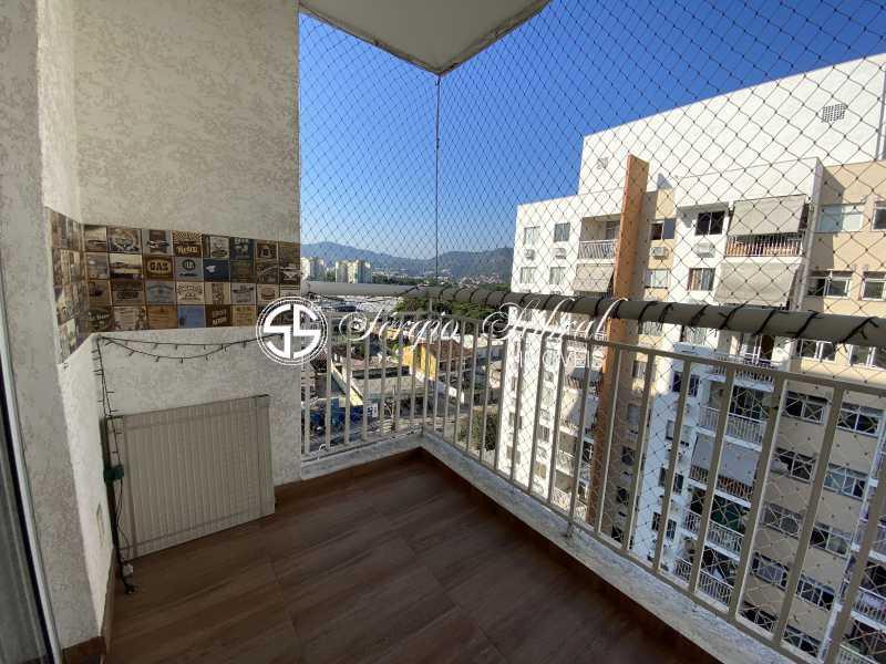 20210603_175111465_iOS 1 - Apartamento à venda Avenida Tenente-Coronel Muniz de Aragão,Anil, Rio de Janeiro - R$ 245.000 - SSAP20074 - 16