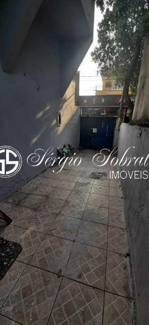 WhatsApp Image 2021-10-01 at 1 - Casa para alugar Rua Professor Sebastião Fontes,Bento Ribeiro, Rio de Janeiro - R$ 1.212 - SSCA30005 - 12
