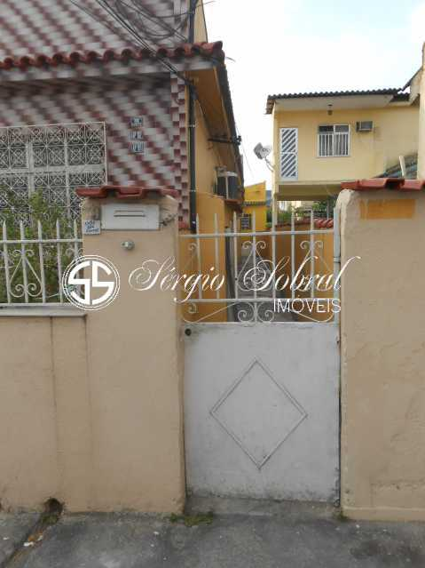 DSCN0677 - Casa de Vila para alugar Rua Aladim,Vila Valqueire, Rio de Janeiro - R$ 762 - SSCV10006 - 1
