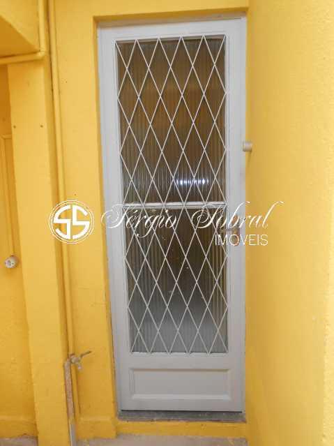 DSCN0679 - Casa de Vila para alugar Rua Aladim,Vila Valqueire, Rio de Janeiro - R$ 762 - SSCV10006 - 4
