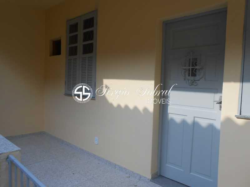 DSCN0681 - Casa de Vila para alugar Rua Aladim,Vila Valqueire, Rio de Janeiro - R$ 762 - SSCV10006 - 6
