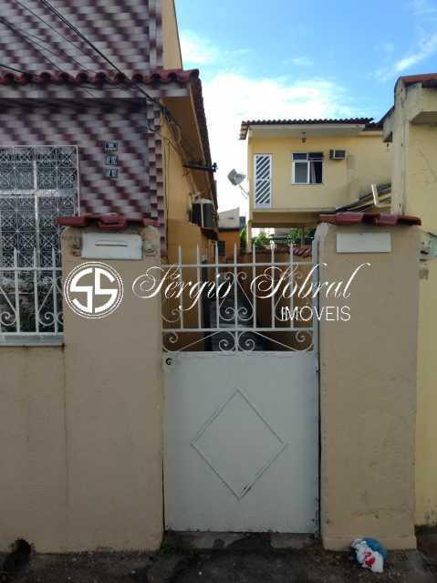 IMG_20180509_082044307 - Casa de Vila para alugar Rua Aladim,Vila Valqueire, Rio de Janeiro - R$ 712 - SSCV10007 - 1
