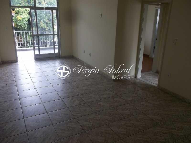 100_0635 - Apartamento para venda e aluguel Rua Iriquitia,Taquara, Rio de Janeiro - R$ 295.000 - SSAP20011 - 1