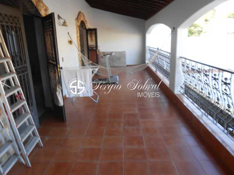 0002 - Casa em Condomínio 3 quartos à venda Vila Valqueire, Rio de Janeiro - R$ 950.000 - SSCN30002 - 1
